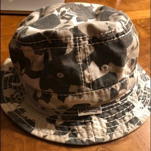 True religion bucket hat